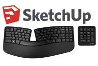 Easy Way to Make Shortcut SketchUp