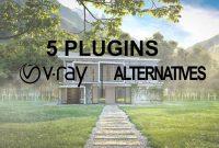 best free sketchup plugins, best free vray plugins alternative, v-ray plugin alternatives, vray plugins alternative for sketchup, v-ray plugins download free