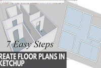 floor plan in sketchups, sketchup interior design tutorial, sketchup interior design beginner, sketchup tutorial floor plan