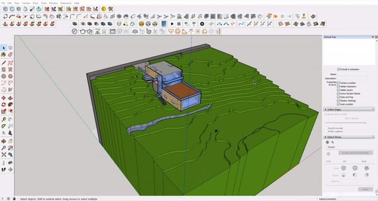 example sketchup models, how to sketchup model maximum, how to efective using sketchup