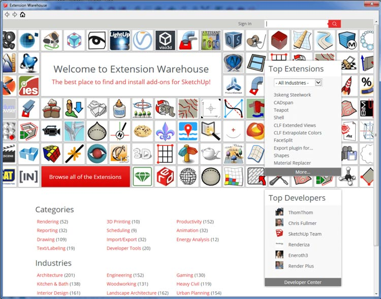 how to install sketchup plugins, how to install sketchup extensions, plugins and extensions, install rb files sketchup plugins, install sketchup plugins from warehouse, install sketchup extensions from warehouse