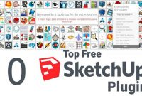 10 best free sketchup plugins for advanced modeling