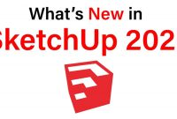 what's new in sketchup 2020, download sketchup 2020, sketchup 2020 for free, sketchup 2020 full version