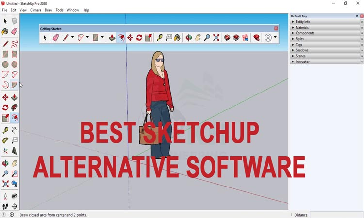 sketchup alternative, 3d software free, 3d software full version, software sketchup alternative, sketchup alternative program, rendering sketchup alternative
