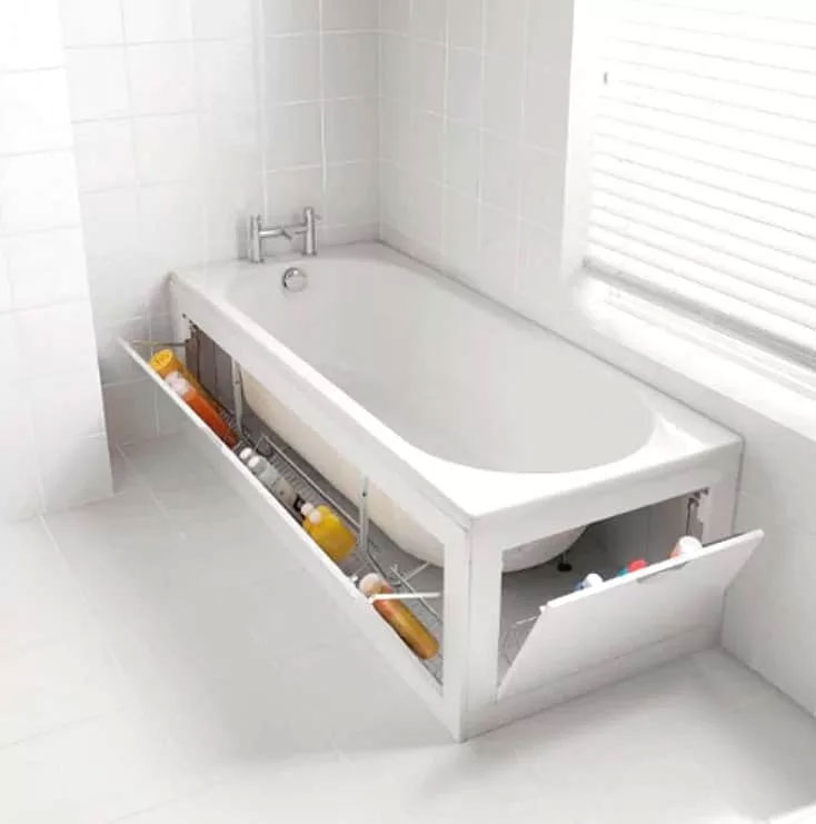 hidden storage in bathroom, bathroom design minimalist, bathroom design for small room, bathroom design aesthetic, bathroom design simple, small bathroom design, bathroom design for girl, bathroom design ideas