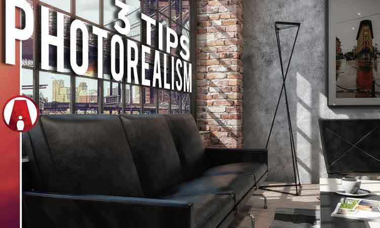 easy ways to increase photorealism, sketchup tips, tips rendering